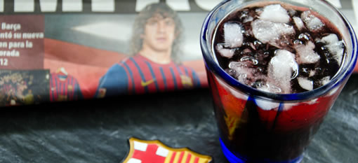 Captain's Brew – A Cocktail for Carles Puyol photo