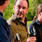 Dave Matthews launch the Dreaming Tree wines photo