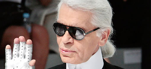 Karl Lagerfeld to design wine labels photo