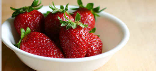 Strawberries can protect your stomach from harmful effects of alcohol photo