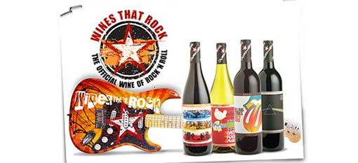 Wines That Rock uncorks new blend in rock-themed wine series photo