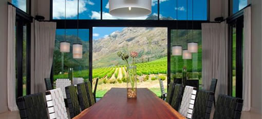 Oldenburg Vineyards Unveil Their Dramatic and Modern New Cellar Door Building photo