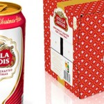 Stella Artois Limited Edition Holiday Packaging photo