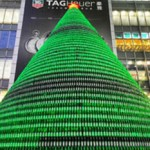 Seal the festivities with a Xmas Tree photo