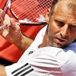 Tennis star turns wine maker photo