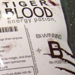 Tiger Blood Energy Potion photo