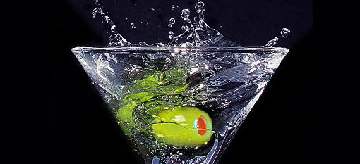 You can`t go wrong with this Martini recipe photo