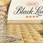 Vintage Black Label Beer Posters photo