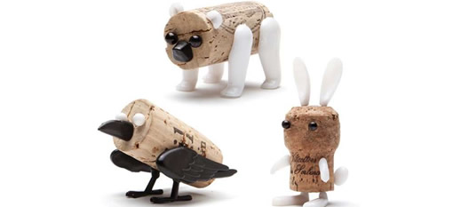 Corked Push-Pin Creatures photo