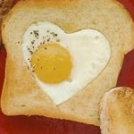 3 Valentine Breakfast ideas photo