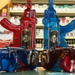 Tequila weapons cross Rio Grande for sales photo