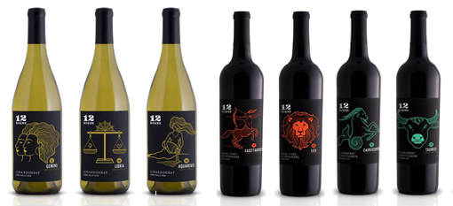 Zodiac Bottle Branding photo