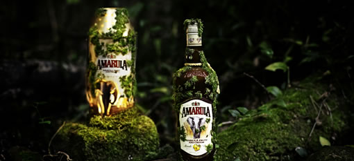 Lights out but shining with Amarula photo