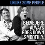 Belvedere Uses Rape to Sell Vodka photo