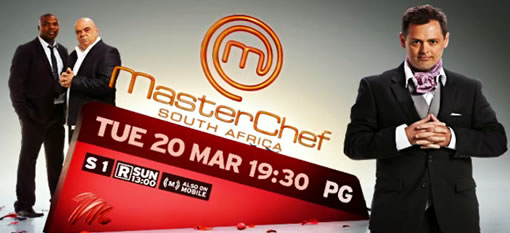 MasterChef South Africa postmortem via twitter photo