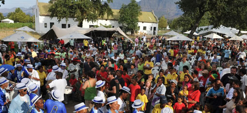Win tickets to the Oesfees at Solms-Delta photo