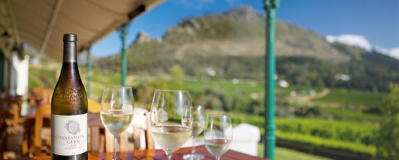 Irresistible Mother's Day treat for moms at picturesque Constantia Glen photo