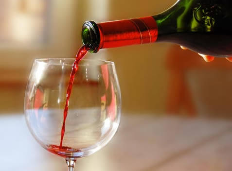 A Red-Wine Chemical Cuts the Fat photo