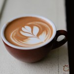 Latte Art – How to Draw a Tulip on Your Coffee photo
