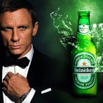 Daniel Craig shaken by Bond's beer deal photo