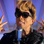 Mary J. Blige Sing About Burger King Snack Wraps photo