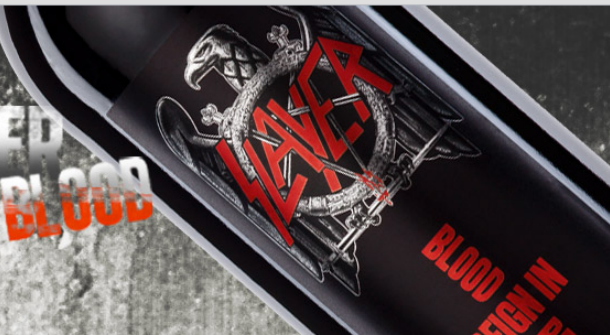 Slayer Launches Heavy Metal Wine photo