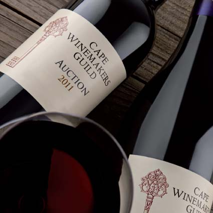 Taste Exceptional Wines at Nedbank Cape Winemakers Guild Auction Showcase photo