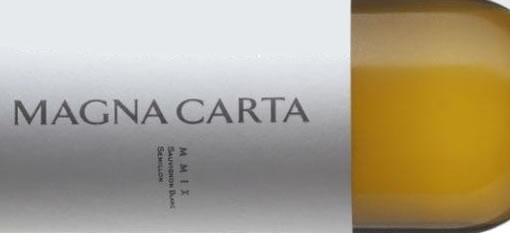 Magna Carta Roadshow Wrap Up – Trophy for Best White Blend! photo