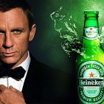 Former Bond star slams 007's switch to beer photo