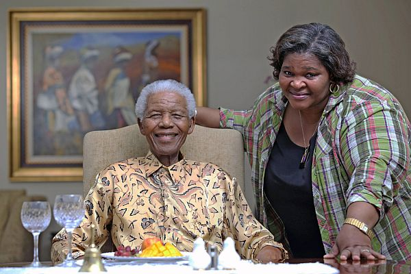 Mandela's personal chef shares her favorite recipes photo