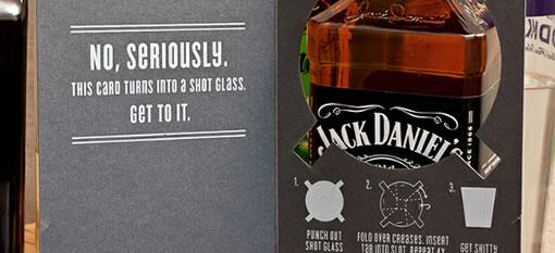 Shot Glass Birthday Cards photo