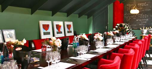 Tempt your Valentine at Simonsig Estate`s Cuvée restaurant photo