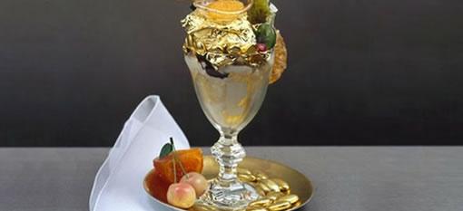 The $1000 Ice Cream Sundae photo