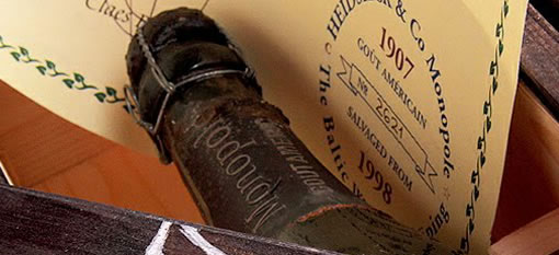 The world`s most expensive wine is a Champagne photo