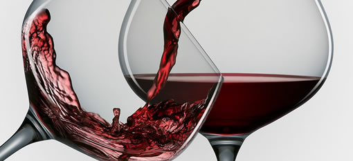 A glass of red wine worth an hour of exercise photo