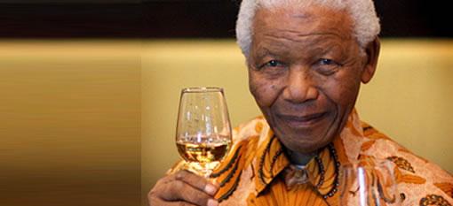 Sour grapes threaten to spoil Mandela wine photo