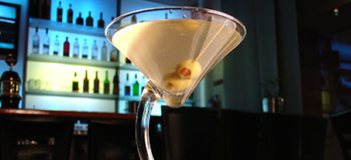 Why do martinis taste better in bars? photo