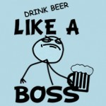 How to Casually Drink Like a Boss photo