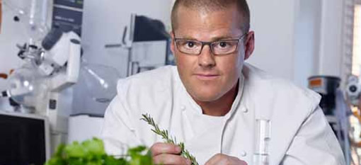 Heston Blumenthal and a host of celebrity chefs heading to Jozi Good Food and Wine Show photo