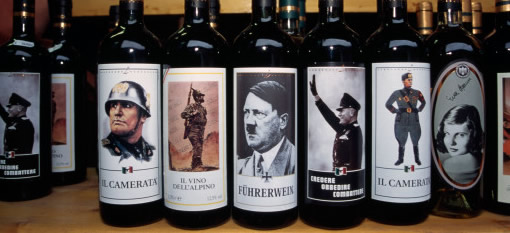 Nazi hunters call for ban on Hitler wine photo