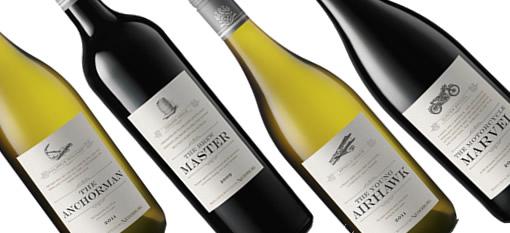 4 Legendary New Wines from Nederburg photo