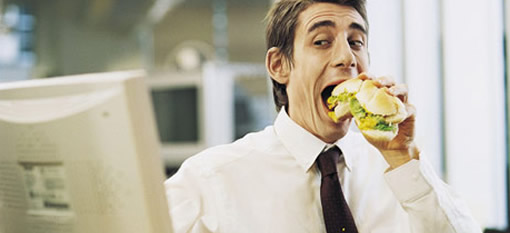 6 Ways to Eat Healthy at the Office photo