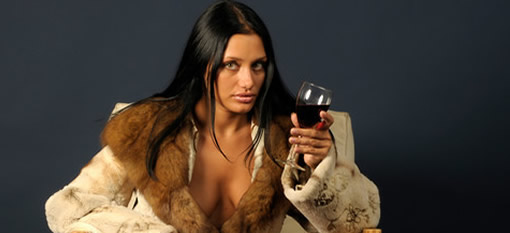 Wine and the art of seduction photo