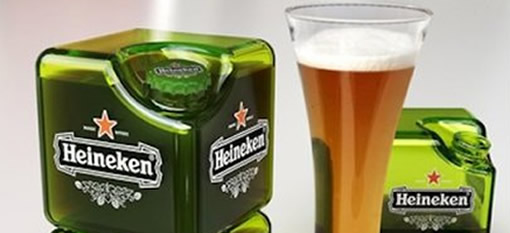 Would You Drink Beer From A Square Bottle? photo