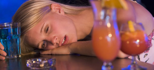 Here's Why Alcohol Turns You Into An Emotional Hot Mess photo