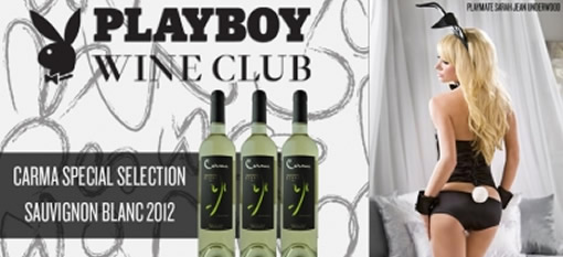Playboy Ventures Away From 'Bunnies', Opens Exclusive Wine Club photo