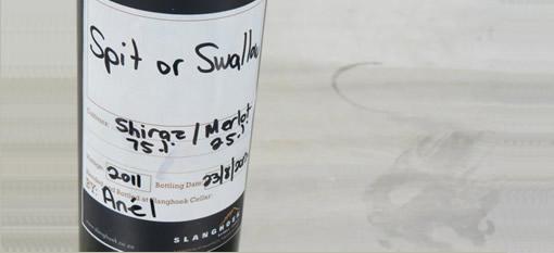 Blend and bottle your own Slanghoek wine photo