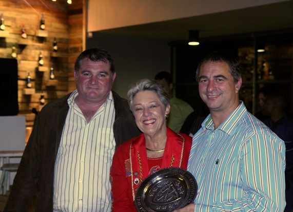 Influential Food And Wine Lovers Group Awards Durbanville Hills Wines photo