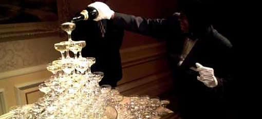 Playboy Club to Debut Champagne Towers photo