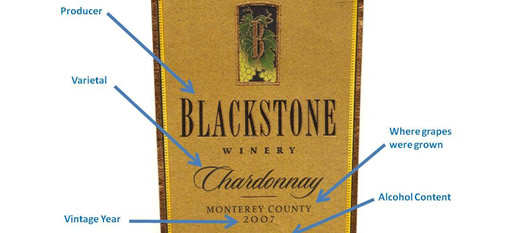 Decoding The Wine Label photo